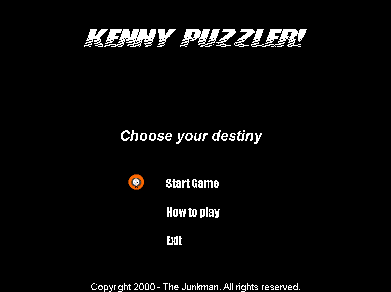 Kenny Puzzler