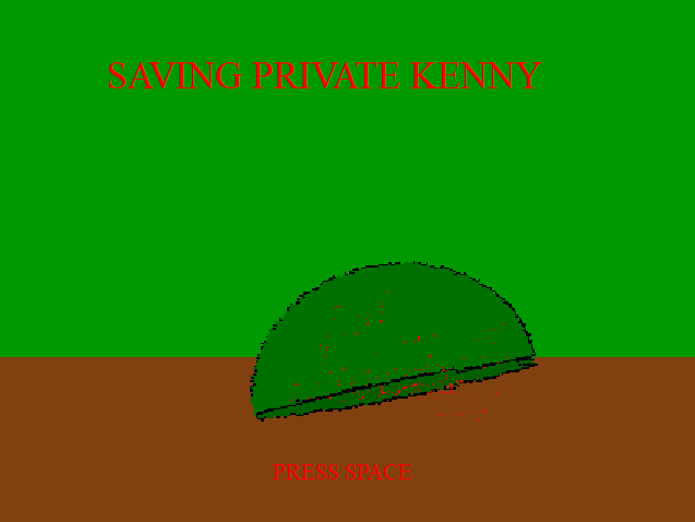 Saving Private Kenny -
