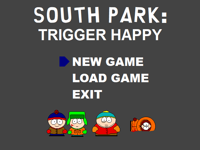 South Park Trigger Happy