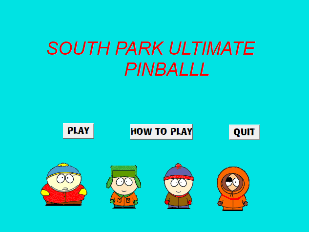 South Park Ultimate Pinball