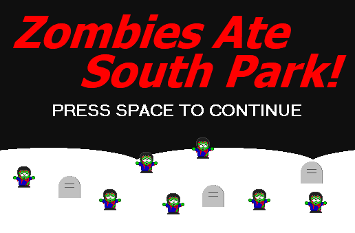 Zombies Ate South Park